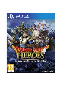 [PS4] Dragon Quest Heroes The World Tree's Woe and The Blight Blow (R3) - Eng