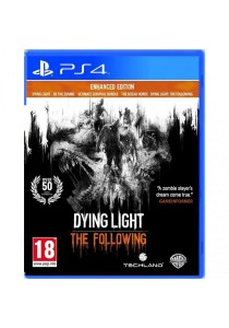 [PS4] Dying Light: The Following Enhanced Edition (R2)
