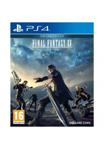 [PS4] Final Fantasy XV Standard Edition (R2) - English