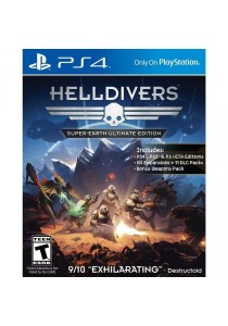 [PS4] Helldivers Super Earth Edition (R1)