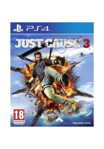 [PS4] Just Cause 3 (R2)