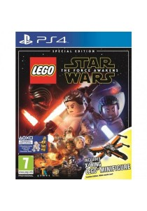 [PS4] LEGO Star Wars: The Force Awakens Special Edition (R2)