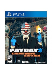 [PS4] Payday 2 Crimewave (R1)
