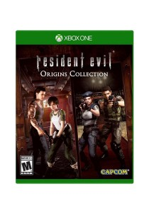 [Xbox One] Resident Evil Origins Collection (R3)