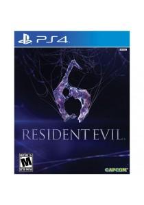[PS4] Resident Evil 6 (R1)