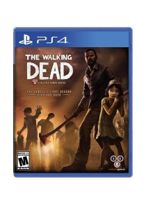 [PS4] The Walking Dead: The Complete First Season (R1)