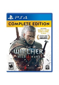[PS4] The Witcher 3: Game of the Year Edition (R1)