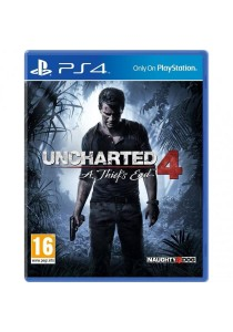 [PS4] Uncharted 4: A Thief's End (R2)