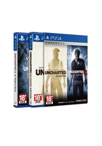 [PS4] Uncharted Collection Dual Pack