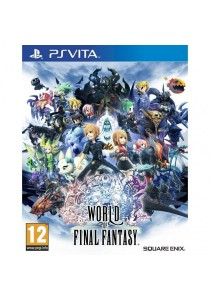 [PS4] World of Final Fantasy (R3)