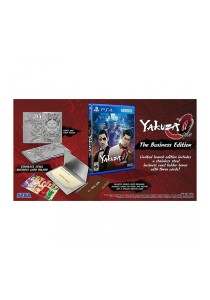 [PS4] Yakuza 0 The Business Edition (R1)