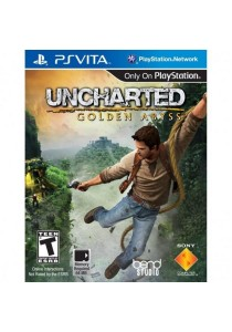 [PS Vita] Uncharted: Golden Abyss