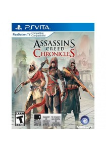 [PS Vita] Assassin's Creed Chronicles Trilogy (R3)