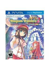 [PS Vita] Dungeon Travelers 2: The Royal Library & The Monster Seal (R1)