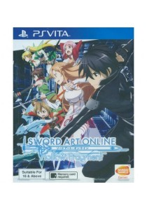[PS Vita] Sword Art Online Hollow Fragment (Chinese & English Ver)