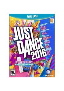 [Wii U] Just Dance 2016