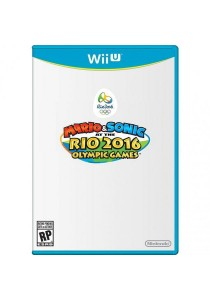 [Wii U] Mario & Sonic at the Rio 2016 Olympic Games