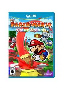[Wii U] Paper Mario : Color Splash (US)