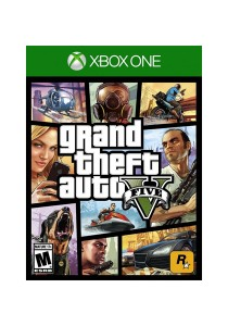 [Xbox One] Grand Theft Auto V (GTA V)