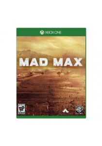 [Xbox One] Mad Max [Steel Case]