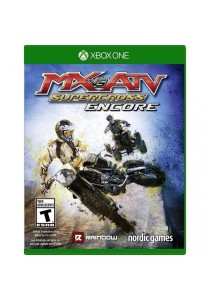 [Xbox One] Mx Vs. Atv: Supercross Encore Edition