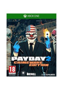 [Xbox One] Payday 2 Crimewave