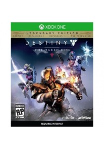 [Xbox One] Destiny The Taken King (Asia)