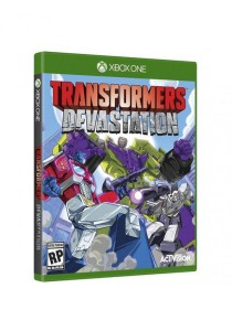 [Xbox One] Transformers Devastation (R3)