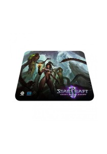 SteelSeries QcK Starcraft II Kerrigan Limited Edition Mouse Pad