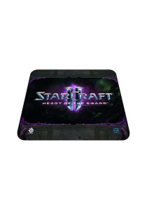 SteelSeries QcK StarCraft II HotS Limited Edition Mouse Pad