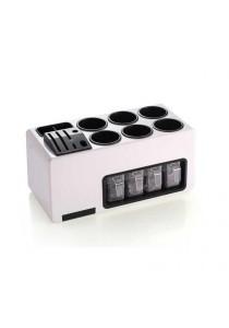 FASHION TEE Seasoning Box (Black/White)