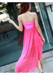Elegant Tube Dress - SD98790 (Pink)