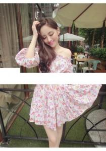 Summer Flora Dress - SD99546