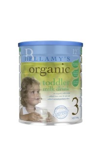 Bellamy´s Organic Step 3 Organic Toddler Milk Drink (900g)