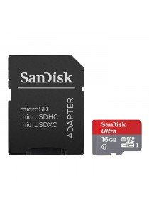 SanDisk Ultra microSDXC 95MB/s UHS-I A1 with Adapter