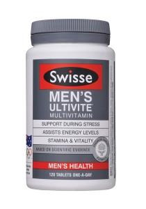 Swisse Men Ultivite (120 Tablets)