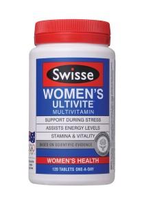 Swisse Women Ultivite (120 Tablets)