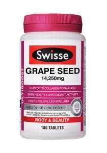 Swisse Ultiboost Grape Seed (180 Tablets)
