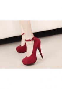 European Stylish High Heels - SE68885 - R (37)