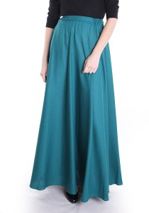 Button My Buttons x Seqoci Julia Maxi Skirt in Teal