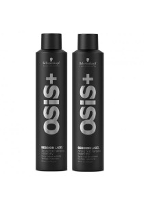 Schwarzkopf Osis Session Label Strong Hold Hair Spray 300ml (twin)