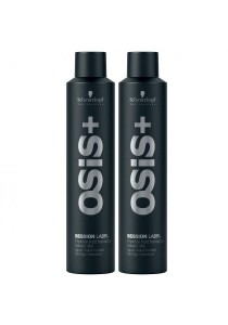 Schwarzkopf Osis Session Label Flexible Hold Hair Spray 500ml (twin)