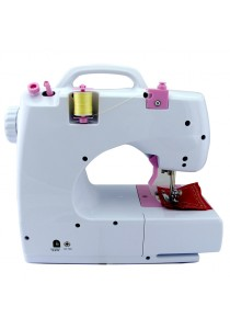 Sewing Machine HL-508B 10 Sewing options With Expansion Board (Pink)