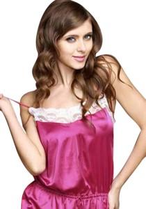 Sexy Silk Lace Sleepwear