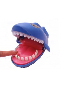 Shark Dentist Finger Biting Game