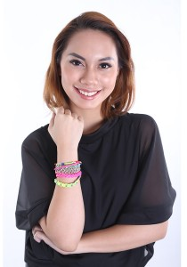 Chic Chic L Bangle KMA 9170 0514 (Pink)