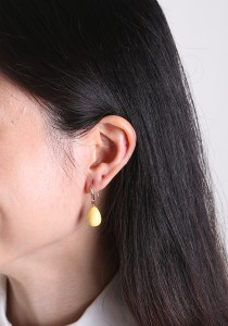 Chic Chic L Earrings KMA 9293 0514 (Yellow)