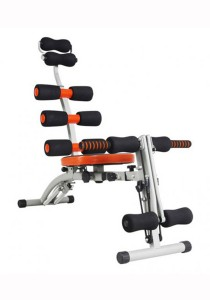 2nd Generation Top Quality Super Six Power Workout Station