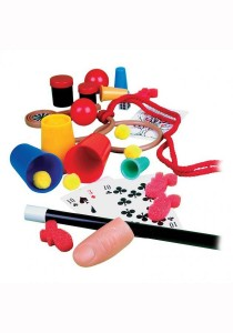 5 Mins Magician Magic Trick Toy with DVD Premium Series