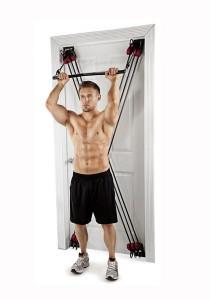 ASOTV Weider X Factor Door Gym 360lbs Enhanced Version